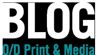 Logo Blog O/D Print & O/D Media
